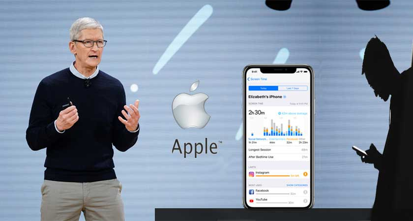 Apple Proves That You Are Addicted To Your Phone Using the Time Feature