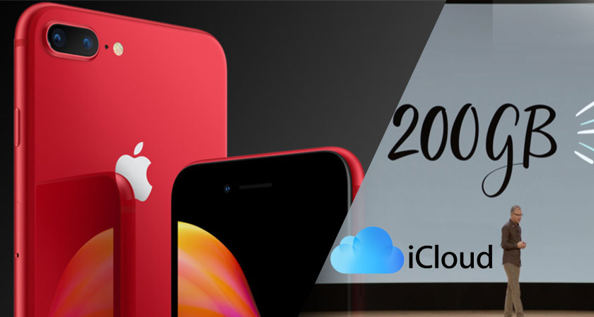 Apple Offers Free 200GB iCloud Storage Ahead of its 2018 iPhone Launch
