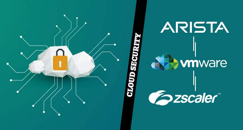 Artista network partners with VMware and Zscaler, to develop a consistent cloud security
