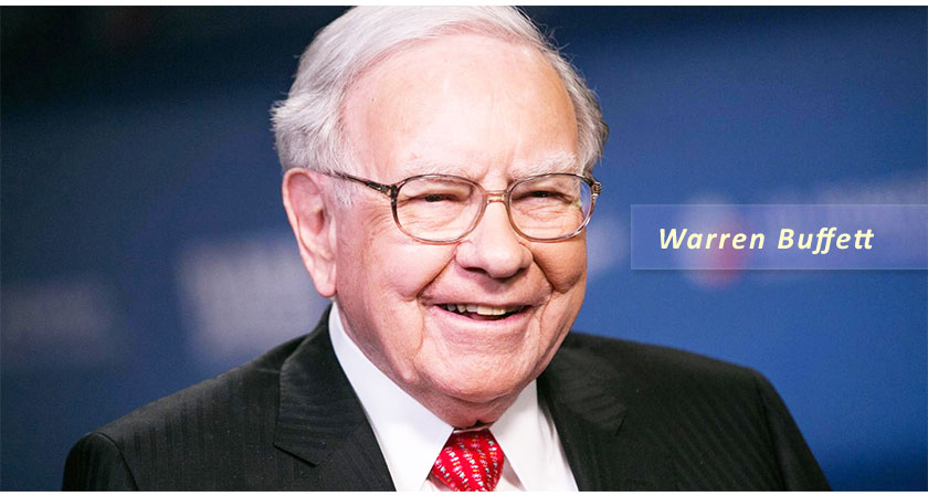 If the businesses of the investees are successful (as we believe most will be), our investments will be successful as well- Warren Buffett