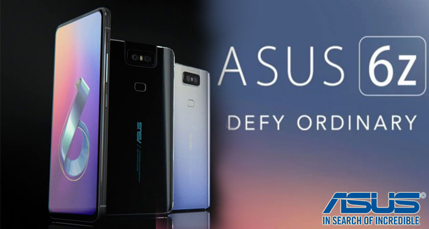 ZenFone 6 is rebranded to Asus 6Z in India before launch