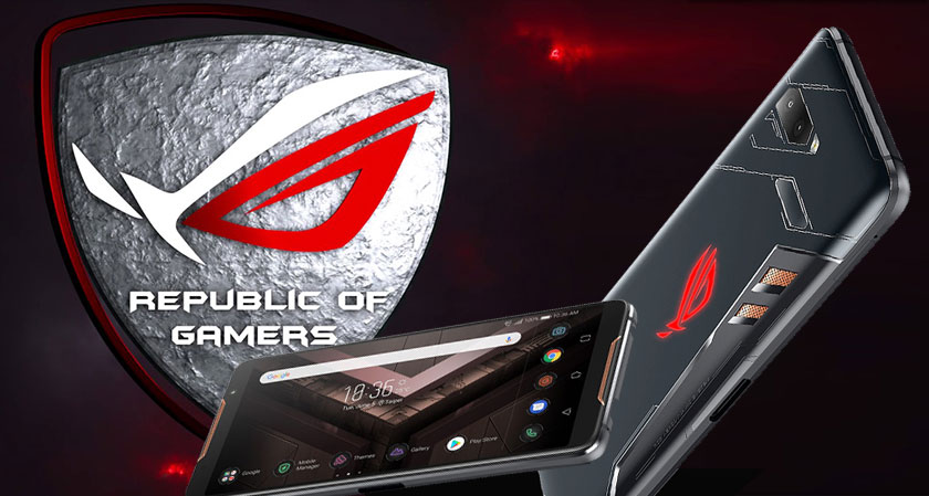Asus has finally set a Date for India, to launch its ROG Gaming Smartphone on November 29