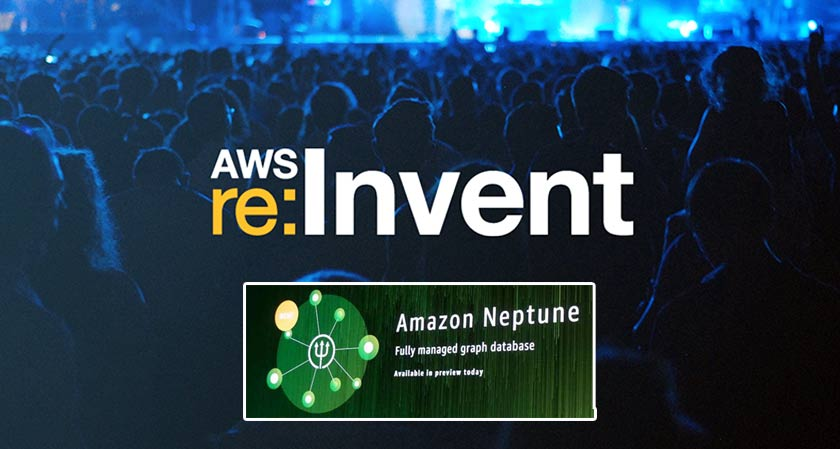 AWS's Neptune is now generally available after its debut at re:Invent conference