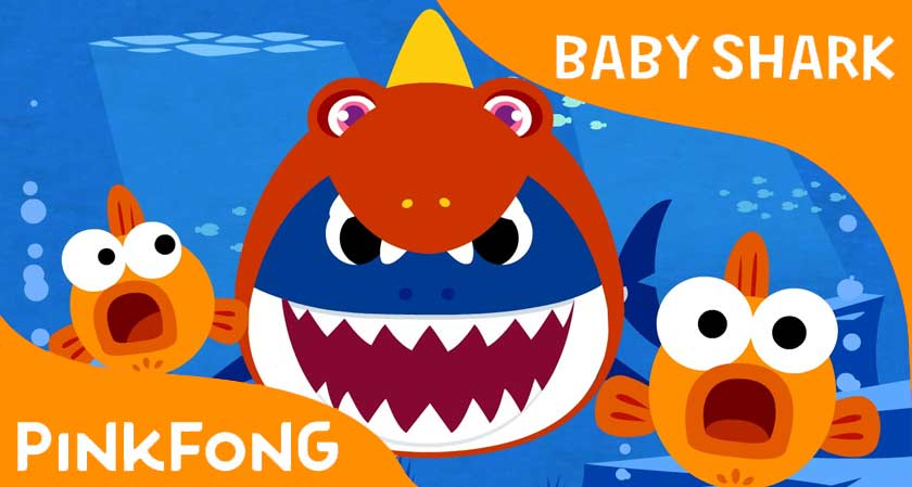Baby Shark song by Pinkfong has become the world's most viewed YouTube video
