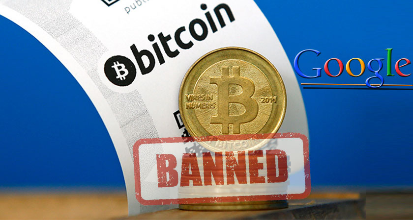 Bitcoin Ad Ban: Scrapped out by Google?