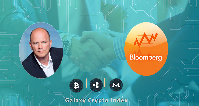 Just In: Bloomberg introduces its own Cryptocurrency
