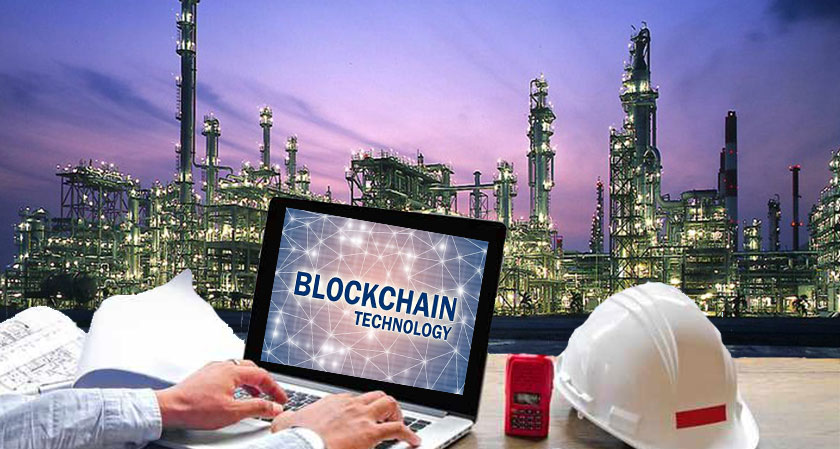 Blockchain enters Oil and Gas business