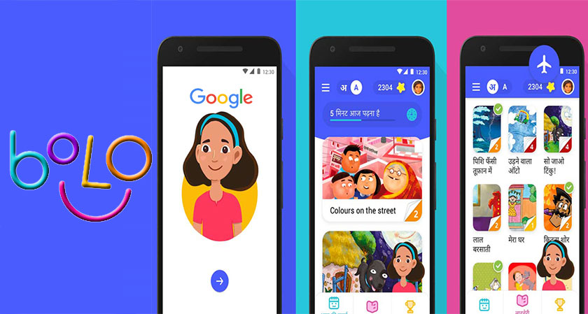 The Bolo App: Now Launched by Google to Help Kids from India in Reading English and Hindi