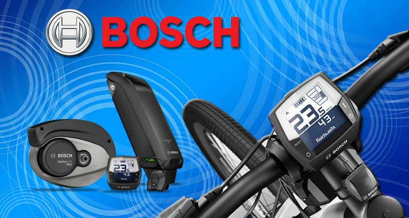 Bosch Introduces a new ebike Computer