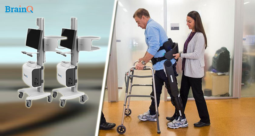 BrainQ aims to develop a cure in the stroke and spinal cord injury space