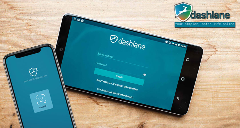 Browsing Made Easy: The Security App Dashlane