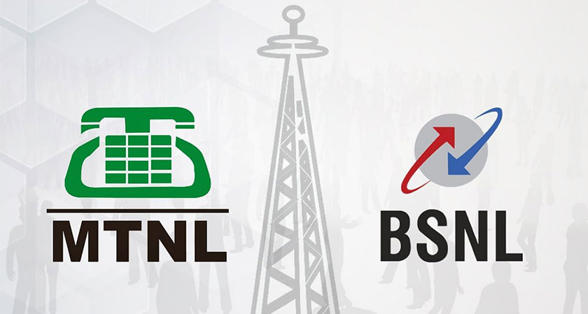 BSNL to take over MTNL's Delhi and Mumbai mobile network operations