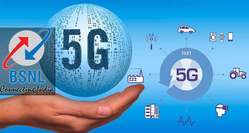 BSNL to Deploy 5G Corridor in New Delhi