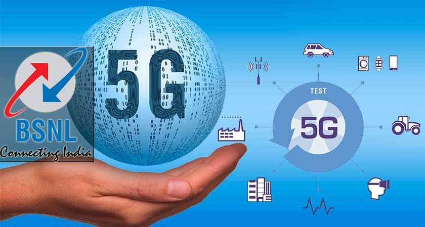 BSNL to Deploy 5G Corridor in New Delhi