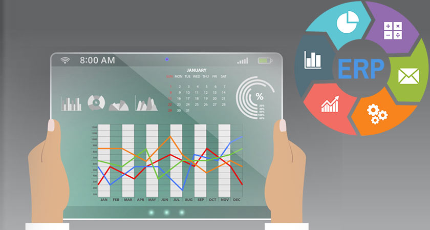 Choosing the right ERP software is the deciding factor for the success of a Business