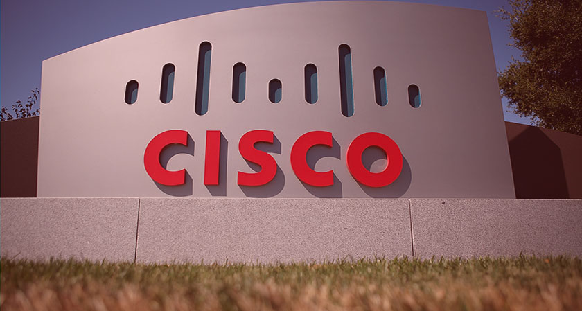 Cisco maintains the lead in the enterprise IT infrastructure market over its rival vendors