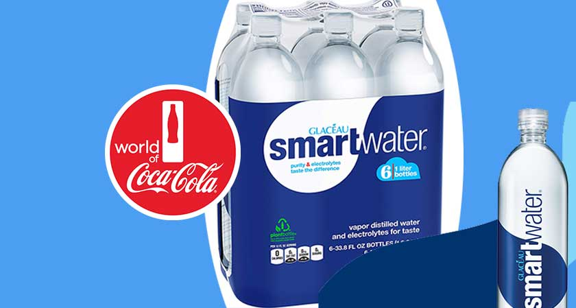 India is the fourth largest market globally for premium bottled water brand 'SmartWater'