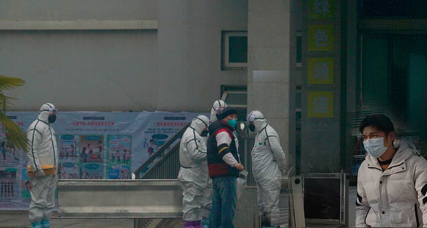 Coronavirus outbreaks;Second person tests show positive sign in South Korea