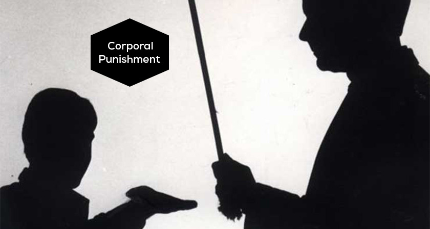 Corporal punishment is legal in public schools in the U.S. to instill discipline