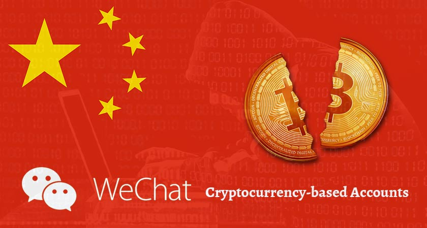 Price Paid: Cryptocurrency- based Accounts in WeChat Removed by China, due to Breaching