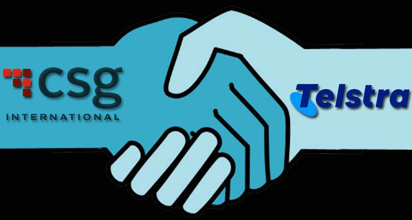 CSG Announced the Extension of Its Partnership with Telstra
