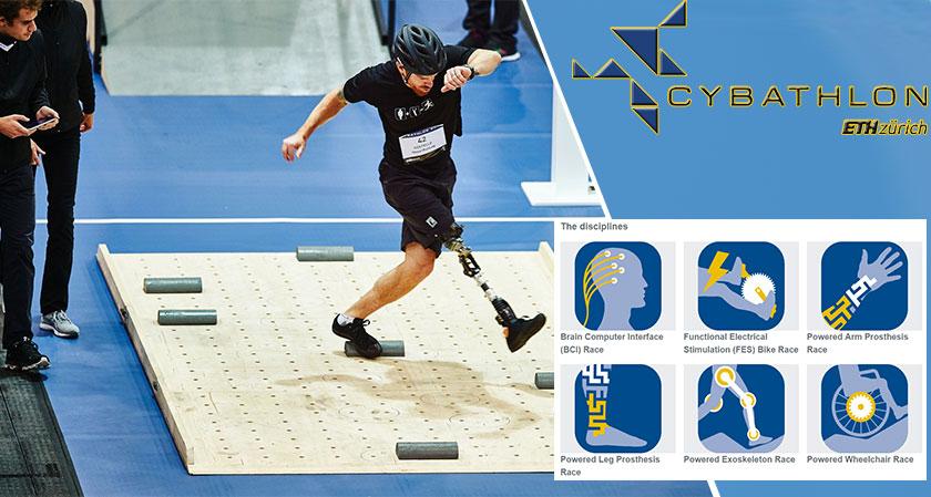 Cybathlon: Pushing the Limits of Bionic Technology