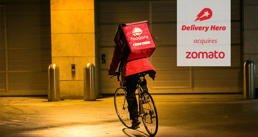 Germany's Delivery Hero Takes Over India-based Zomato's UAE Unit
