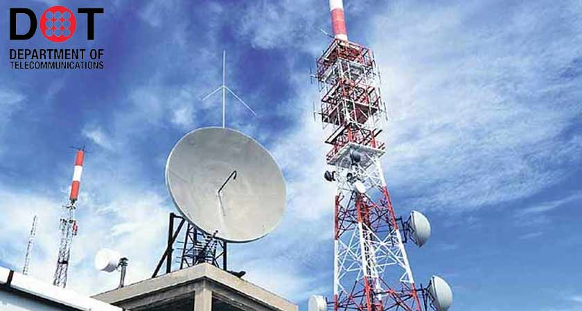 The Department of Telecommunications in India is unhappy with the state-run telco's delaying attitude