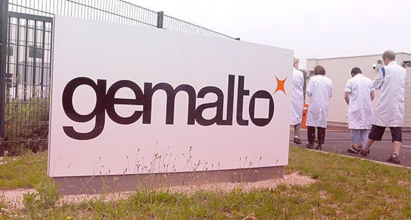 Digital security solutions provider Gemalto agrees to a €4.8 billion acquisition offer from Thales