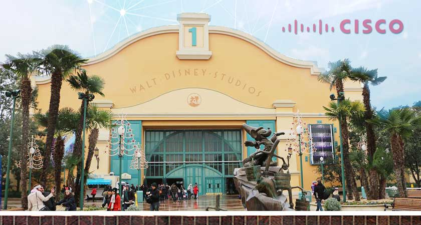 Disney Joins Hands with Cisco: In Effort to Bridge Hollywood and Silicon Valley