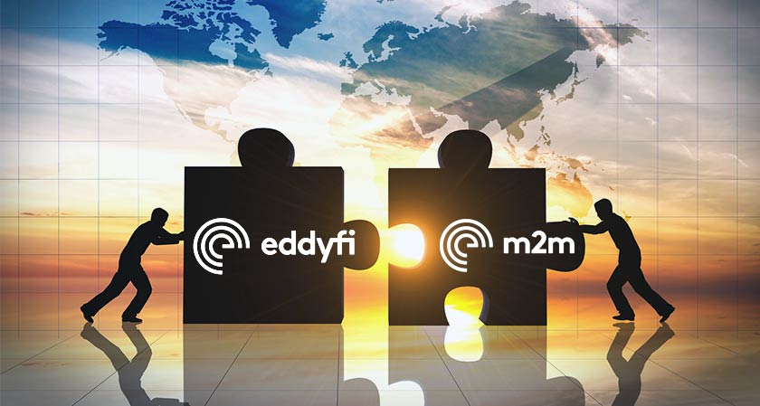 Eddyfi Technologies Confirms Acquisition of M2M