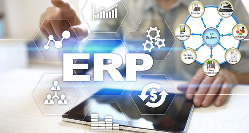 ERP enters into the world of financial technology