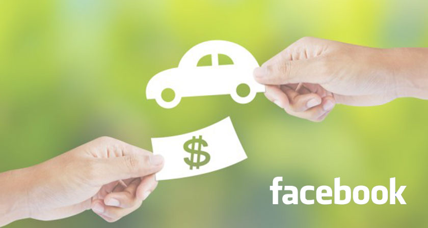 Facebook enters into the business of buying and selling of cars
