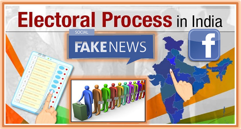 Facebook fight against fake news in Indian elections