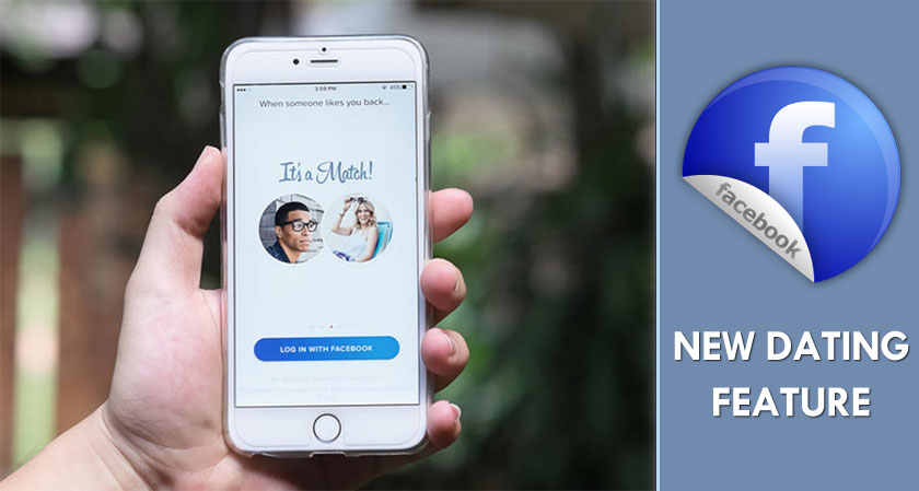 Facebook takes on dating apps like Tinder