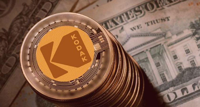 Film Giant Kodak Joins Cryptocurrency Craze, Launches KodakCoin to Empower Photographers