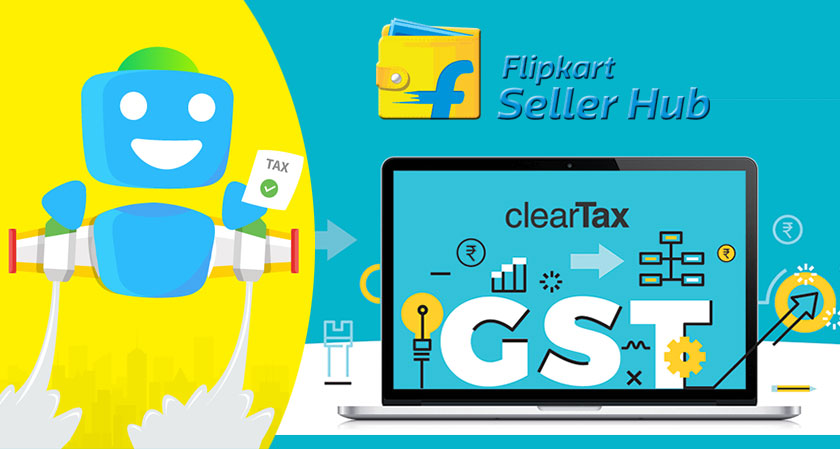 To Connect Sellers with CA: Flipkart Teams Up with Cleartax