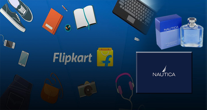 Nautica Stores to be managed by Flipkart on a larger scale in India