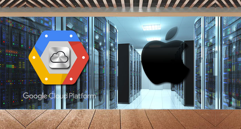 For iCloud Services, Apple Confirms it Now Uses Google Cloud