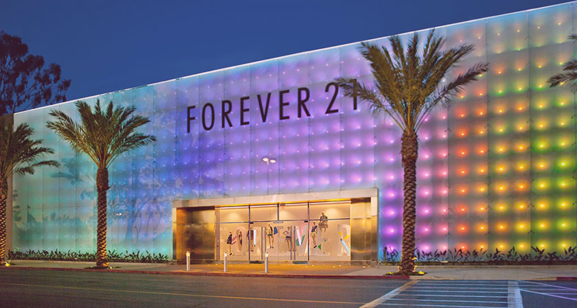 Forever 21 confirms data breach revealed customers' card details