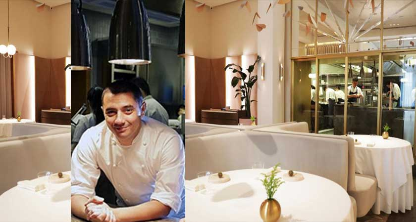 French fine-dine Odette bags No.1 position under Asia's 50 Best Restaurants title