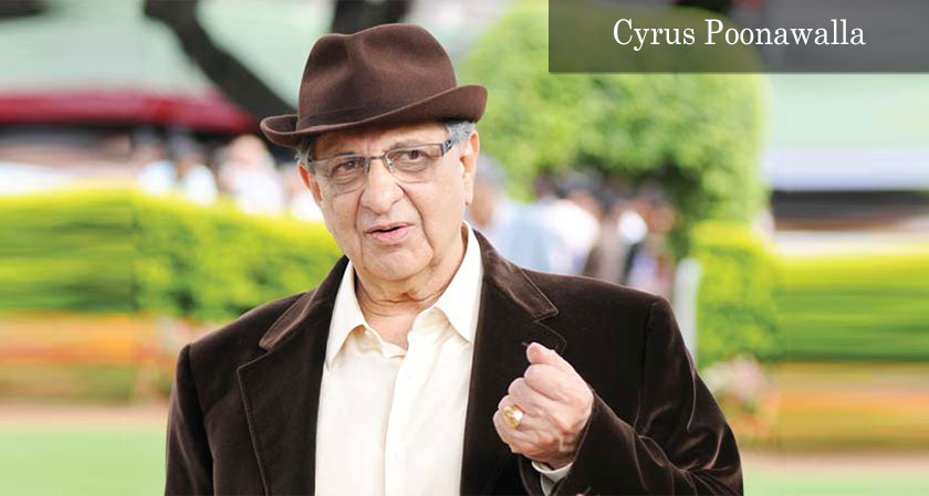 From Breeding Horses to Building the World's Largest Vaccine Company, Cyrus Poonawalla Defines Excellence