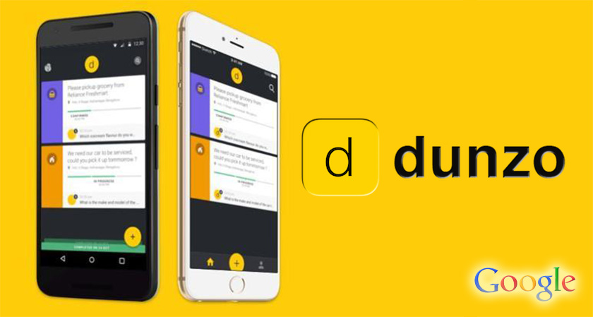 Dunzo to Raise Funds from Google, others