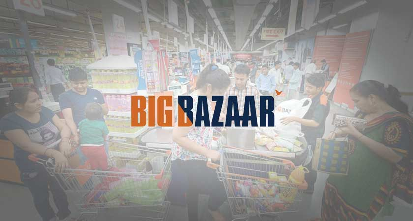 Future group will add 13 more Big Bazaar stores over the next three quarters