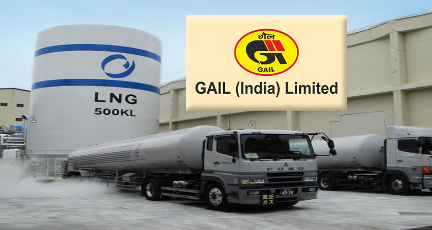 GAIL Establishes a Satellite LNG station in Orissa