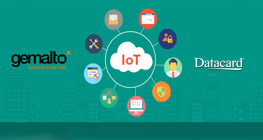 Gelmalto and Datacard Collaboration Extends to speed up IOT Security Adoption