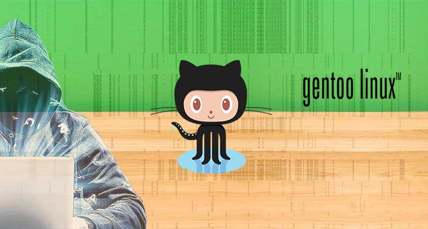 Gentoo code hosted on GitHub hacked
