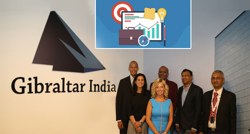 A New Center – Gibraltar now opened in Bengaluru