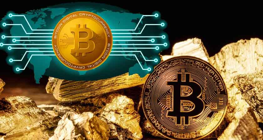 Gold backed Chinese cryptocurrency