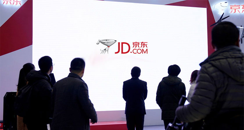 Google invests $550 million in Chinese e-commerce giant JD.com